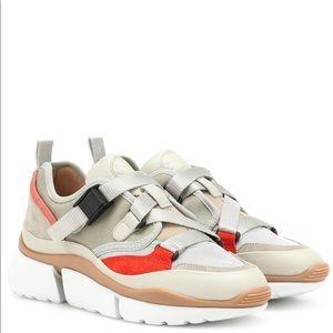 Chloe Sonnie low top sneakers